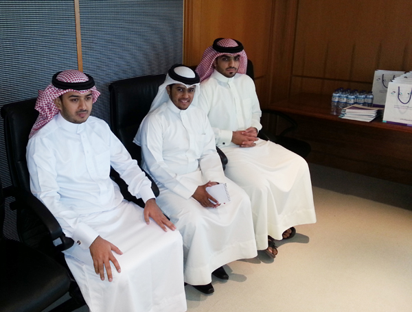 Bahrain Islamic Bank Visit 21.12.2012