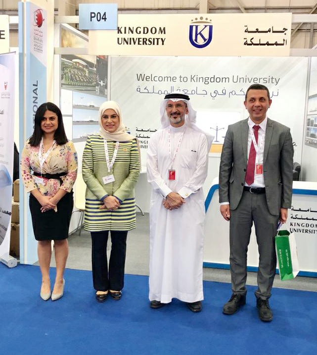 Graduation project at Bahrain International Air Show