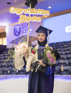 Sixth Graduation Ceremony 2015/2016