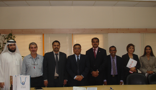 Meeting with ACCA Delegates 16.10.2012