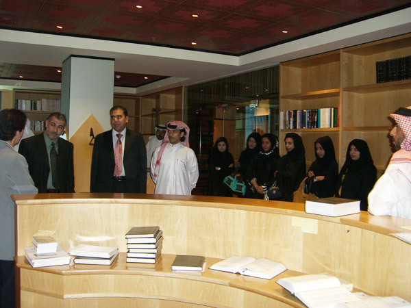 Visit to the Constitutional Court 2006