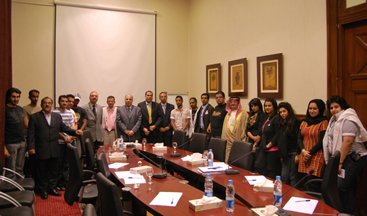 A visit to the Legal Activities in Egypt 2009