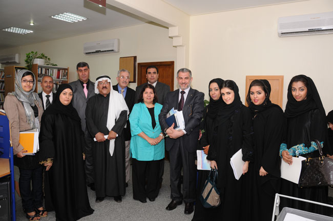 Visit to Shoura Council 2010