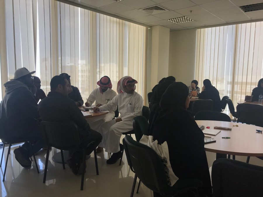 Workshop (How Mastering English Language Communication Skills Helps Competing for Better Job Opportunities)