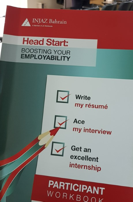 Head Start – Workshop on Employability