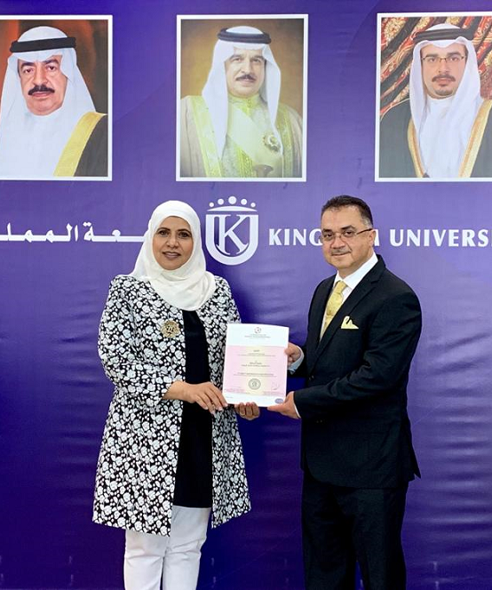Kingdom University meets Quality Assurance Requirements